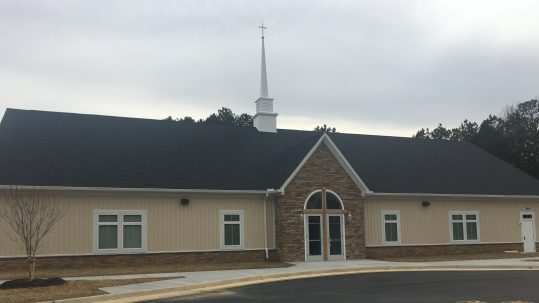 New Sarang Presbyterian Church Chesterfield Virginia