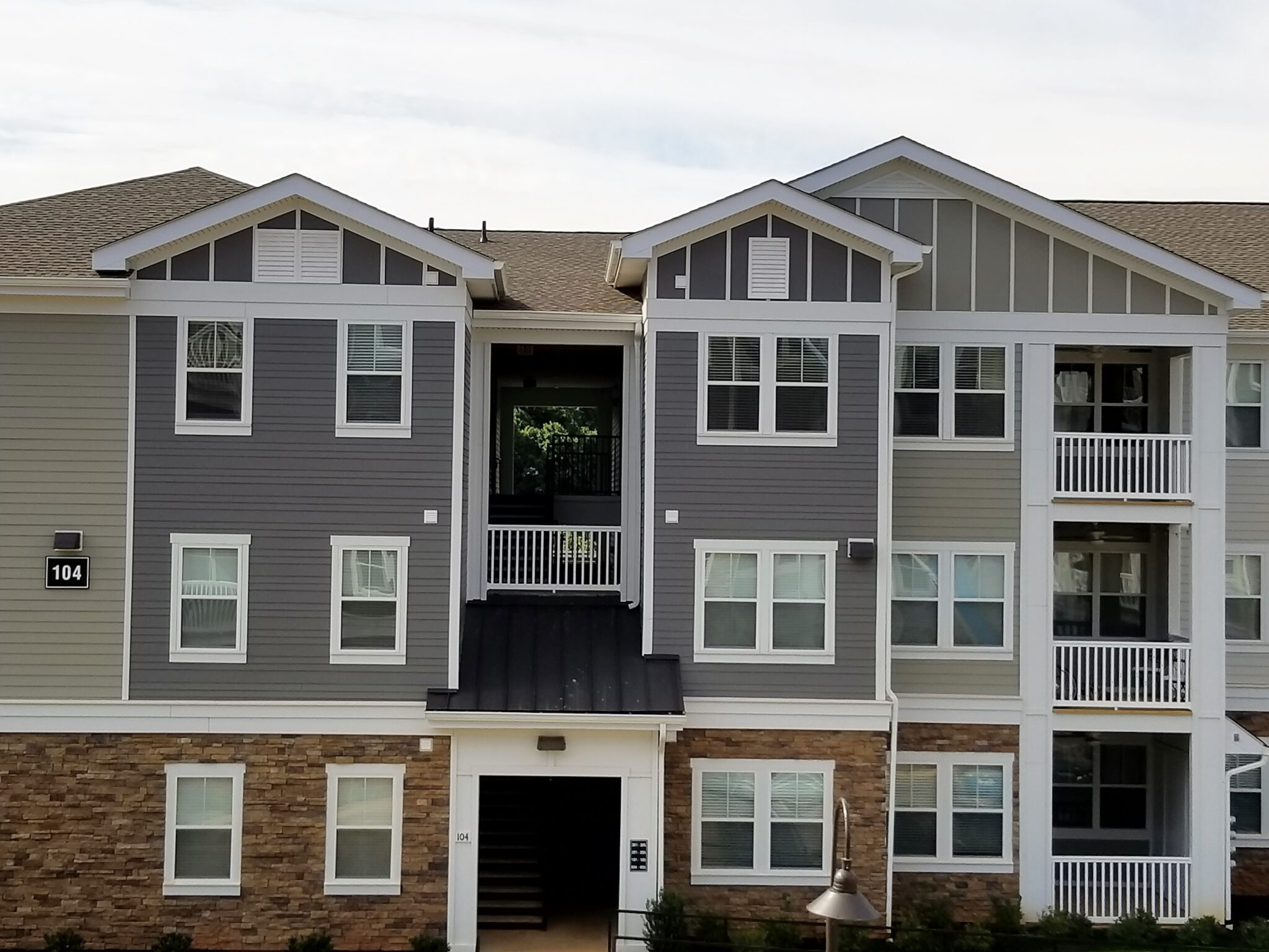 Johnson Village is a new construction multifamily development located in Charlottesville Virginia.