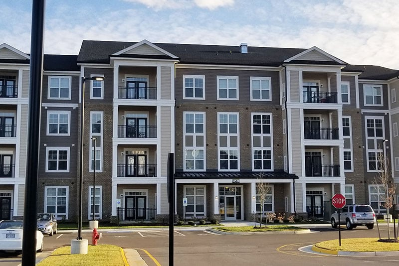 Abberly Centerpointe is a new construction multifamily development located in Midlothian Virginia.