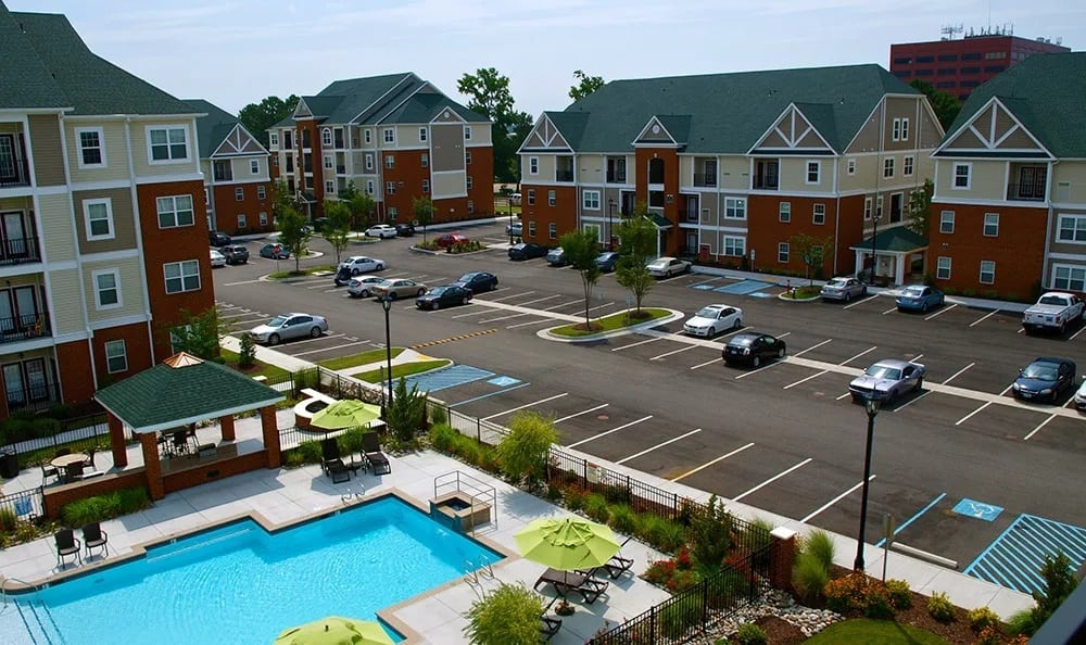 Marcella II is a new construction multifamily development located in Hampton Virginia.