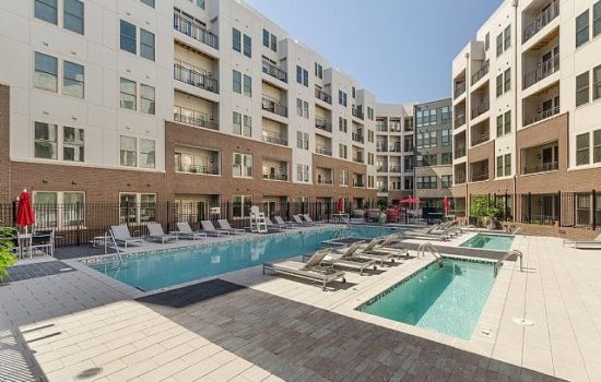 Monroe Square is a multifamily project located in Alexandria Virginia.