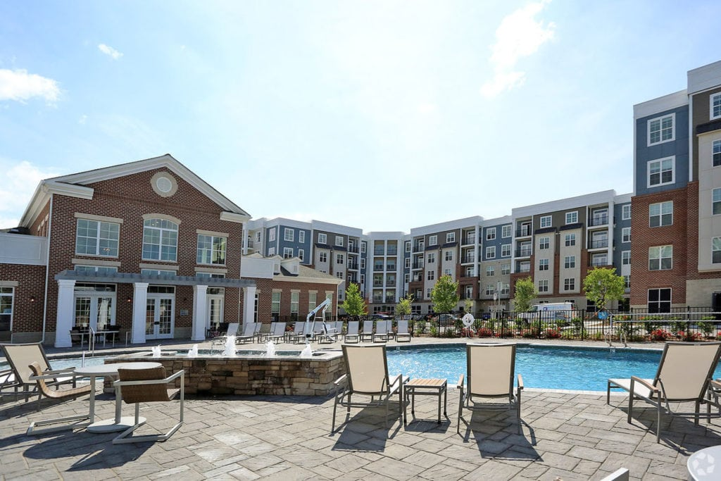 The Marq is a new construction multifamily development located in Virginia Beach Virginia.