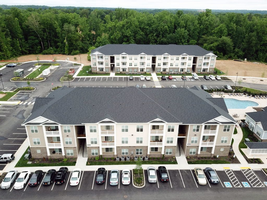 The Village at Westlake is a new construction multifamily development located in Richmond Virginia.