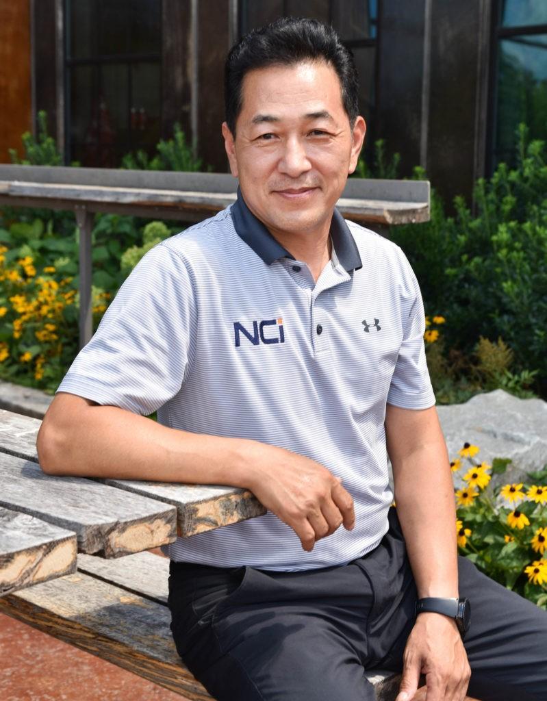 Woo K. 'David' Cheon, Co-President & CEO - NCI Inc. | Richmond Virginia