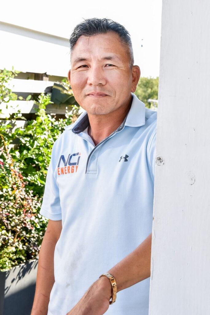 Image of Warehouse Manager Seok Lee