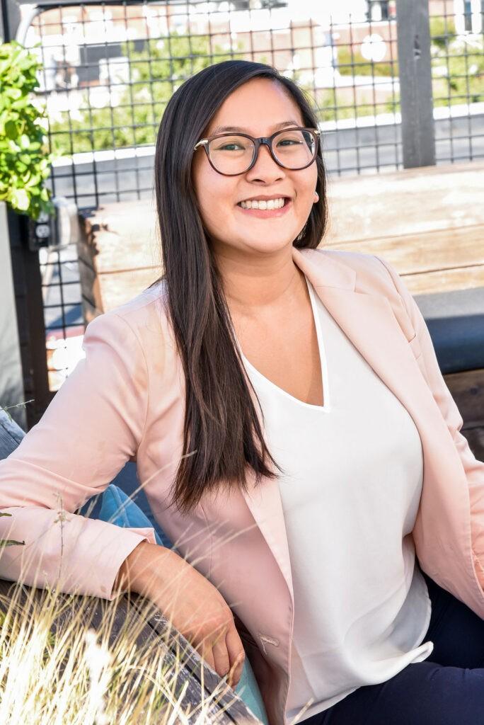 Image of client management associate Nancy Nyugen