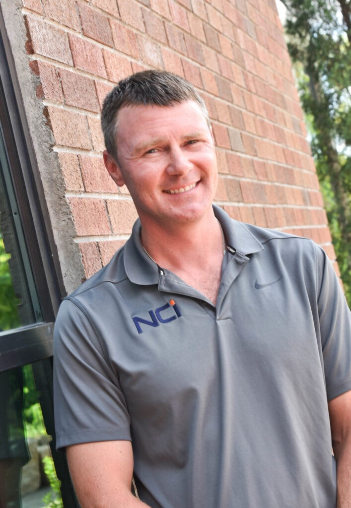 Image of storm team project manager Hunter Scott