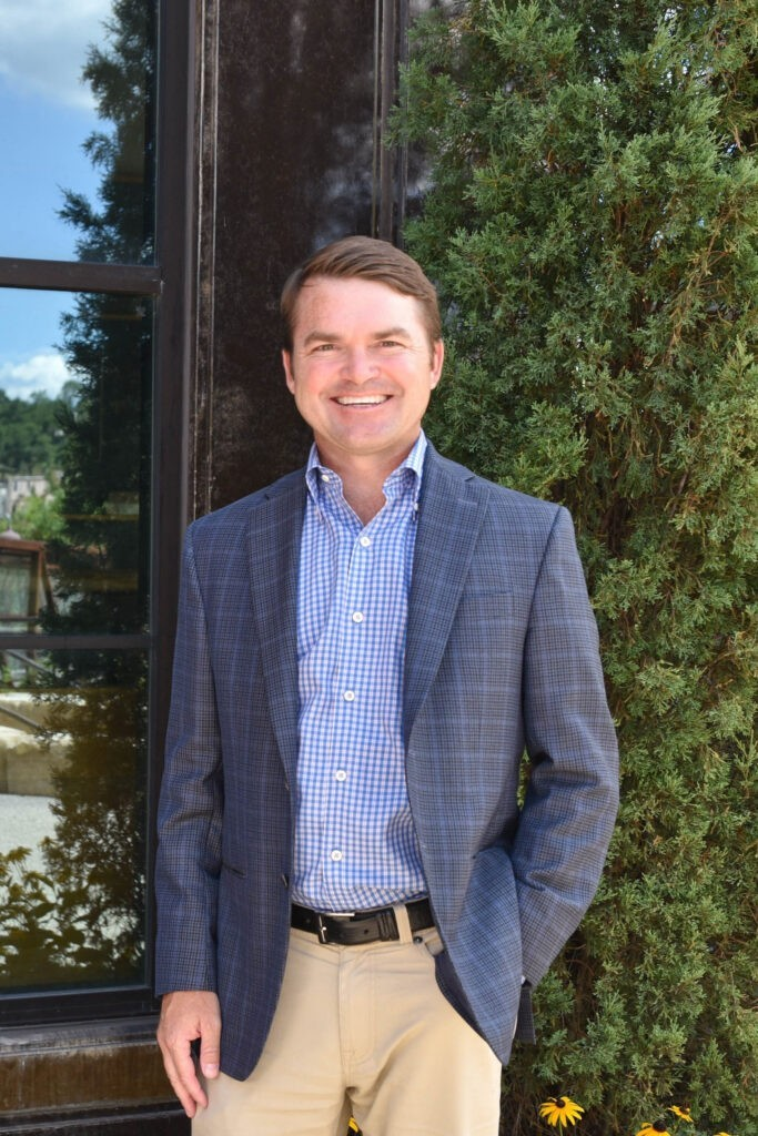 Image of NCI co-president and chief operating officer Will Massey